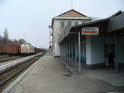 Constructie comerciala pe teritoriul Garii Feroviare Ungheni